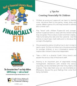 2016 Financially Fit Tips
